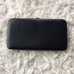 Handbags - Snap Closure Wallet